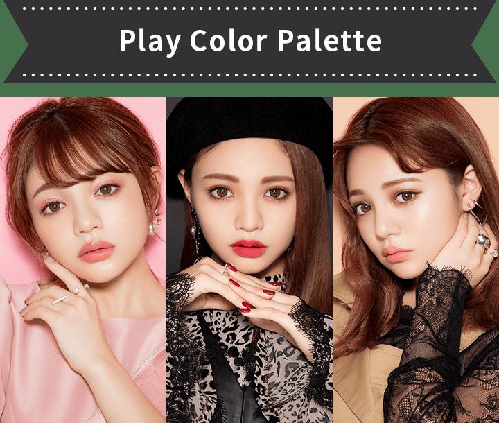 Play Color Palette