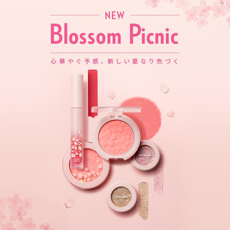 2019春コレクション「Blossom Picnic」