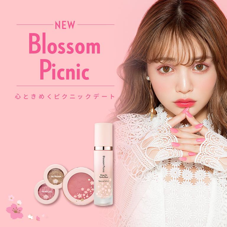 Blossom Picnic心ときめくピクニックデート