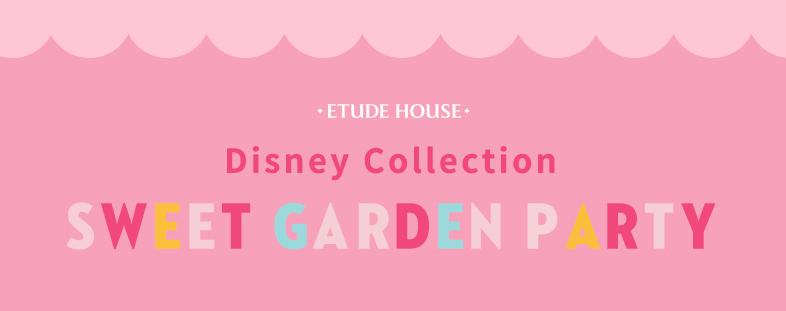 Disney Collection SWEET GARDEN PARTY