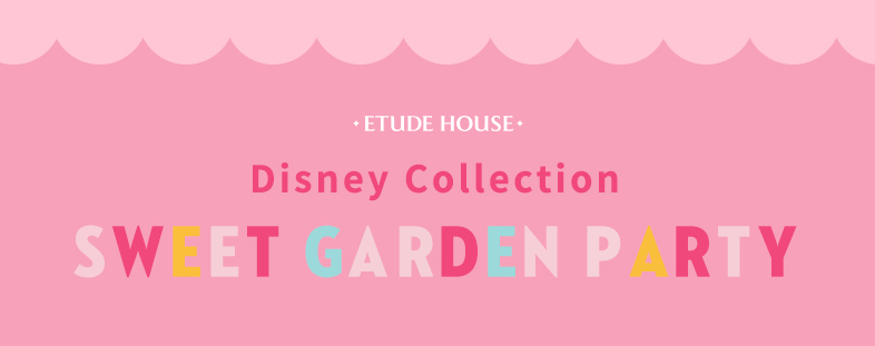 Disney Collection SWEET GARDEN PARTY