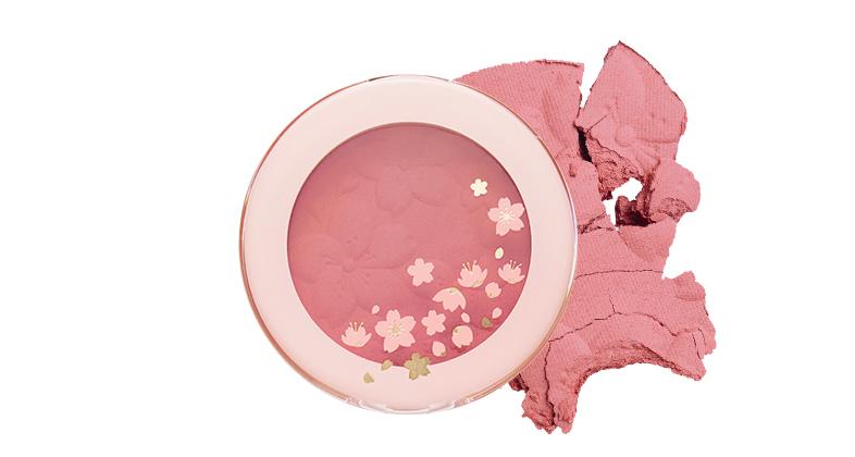 ピクニック ブロッサムチーク PK003 奥ゆかしい夜桜
