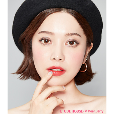 etude house play101 pencil モデルカット