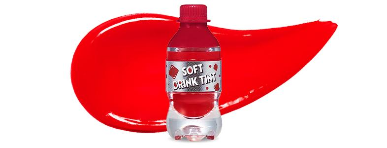 EtudeHouse soft drink tint ソフトドリンクテンィント RD301