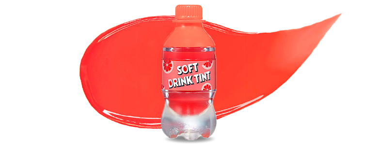 EtudeHouse soft drink tint or201