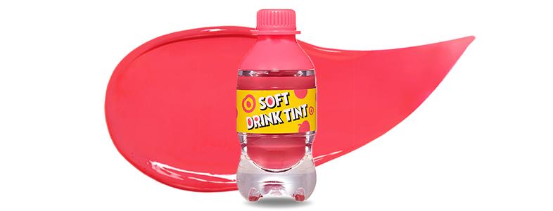 EtudeHouse soft drink tint ソフトドリンクテンィント PK001