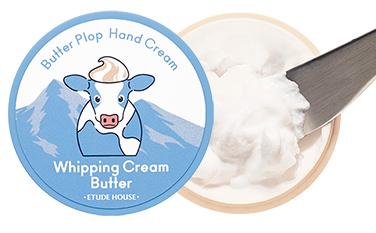 EtudeHouse バターハンドクリーム フレッシュクリームバター