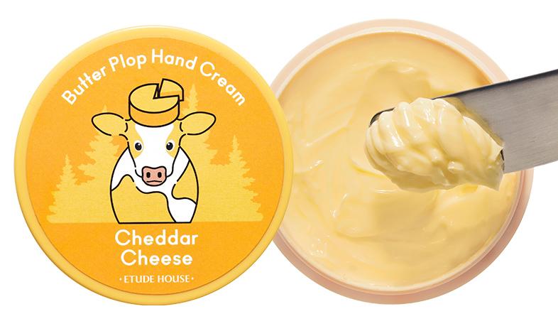EtudeHouse バターハンドクリーム チェダーチーズ